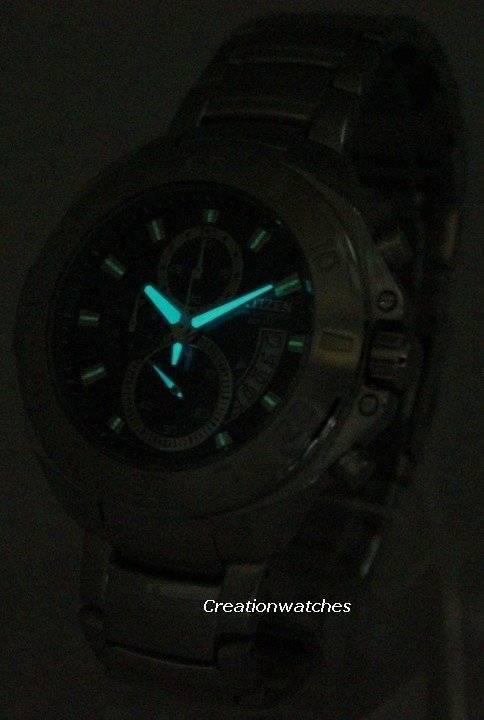Citizen Chronograph AN3400-58E AN3400 Men's Watch - Click Image to Close