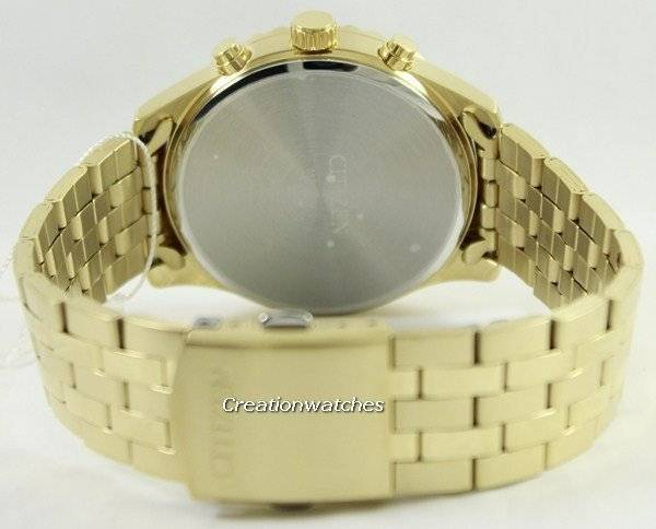 Citizen Quartz Chronograph AN8062-51E Men's Watch - Click Image to Close