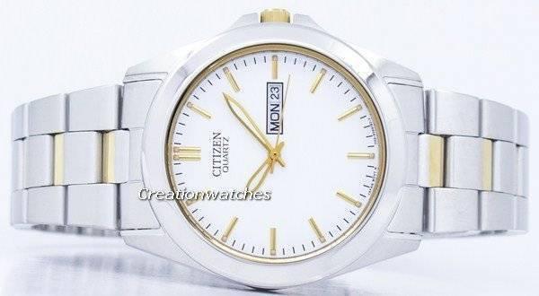 Citizen Quartz Analog BF0584-56A Men's Watch - Click Image to Close