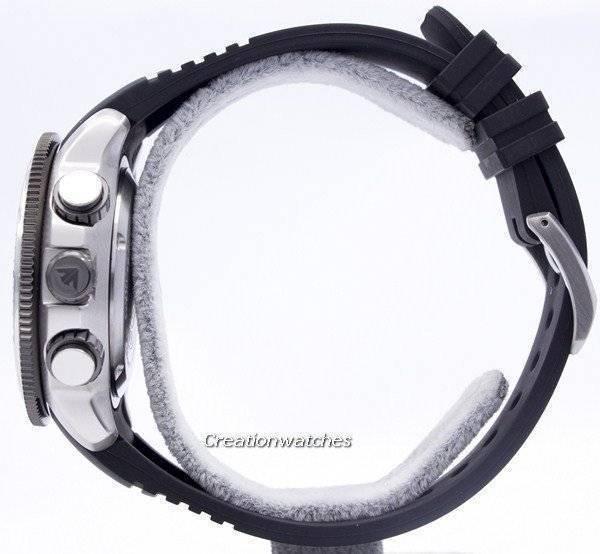 Citizen Promaster Eco-Drive Aqualand Diver BJ2120-07E BJ2120-07 BJ2120 Men's Watch - Click Image to Close