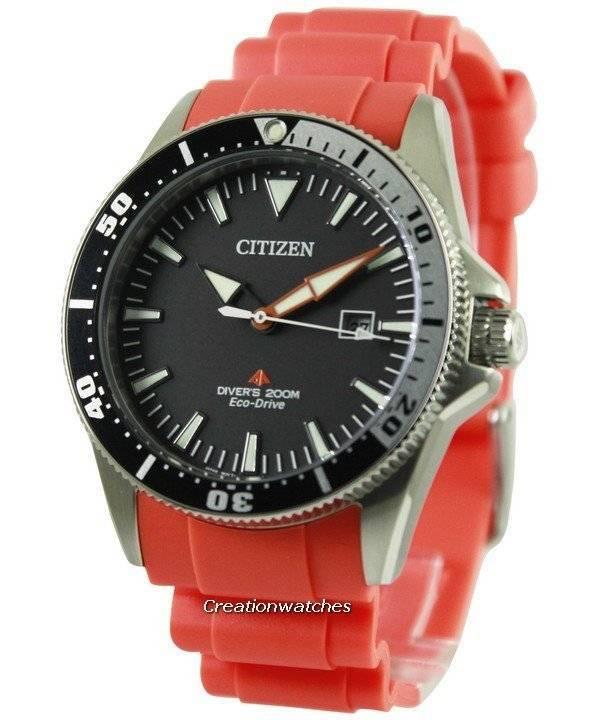 Citizen Eco-Drive Promaster Diver BN0100-18E Men's Watch - Click Image to Close