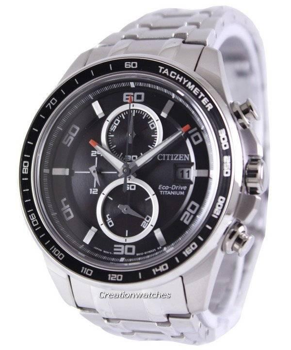 eco drive titanium chronograph ca0340 55e men s watch citizen eco drive titanium chronograph ca0340 55e men s watch