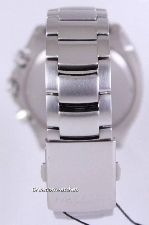 Citizen Eco-Drive Titanium Chronograph CA0550-52L Men's Watch - Click Image to Close