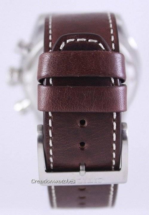 Citizen Eco-Drive Aviator Chronograph CA4210-16E Men's Watch - Click Image to Close