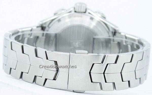Tag Heuer Link Automatic Chronograph Tachymeter CAT2010.BA0952 Men's Watch - Click Image to Close