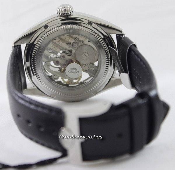 Orient Star Full Skeleton DX00002W Men's Watch - Click Image to Close