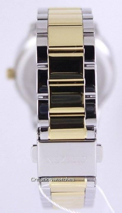 Citizen Quartz Swarovski Crystals ED8094-52N Women's Watch - Click Image to Close