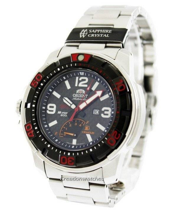Orient X STI M-Force Automatic Limited Edition EL06002B SEL06002B - Click Image to Close