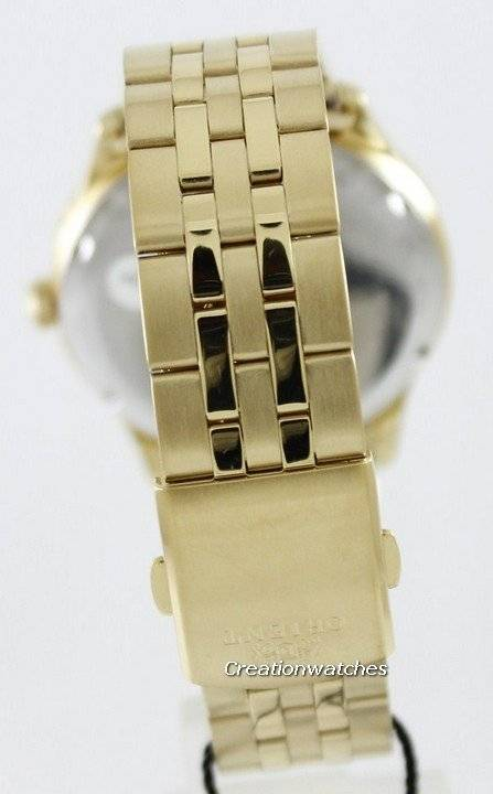 Orient Automatic Three Star EM7P00AB Men's Watch - Click Image to Close