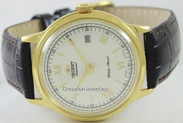 Orient Bambino Collection White Dial ER24009W Men's Watch - Click Image to Close
