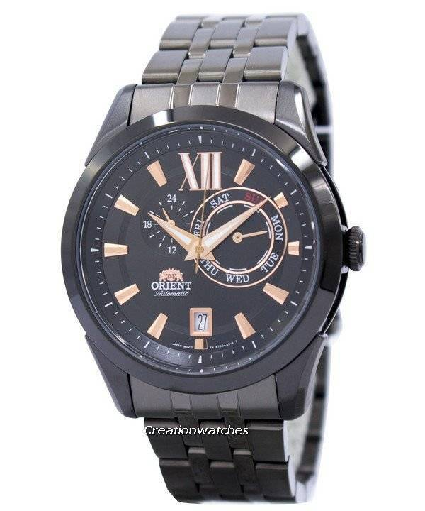 sporty automatic day and date et0x001b men s watch orient sporty automatic day and date et0x001b men s watch