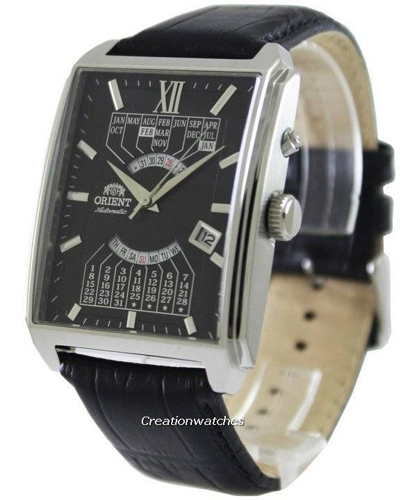 Orient Automatic Multi Year Calendar EUAG003B Men's Watch - Click Image to Close