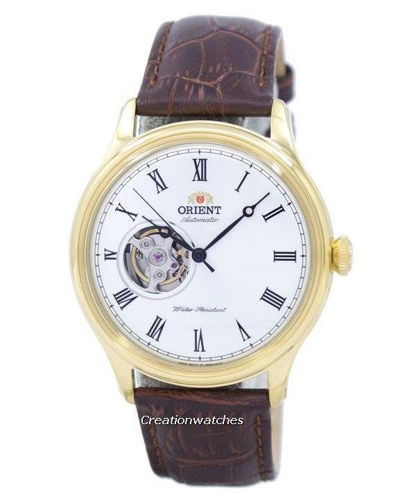 Orient Open Heart Automatic FAG00002W0 Men's Watch - Click Image to Close