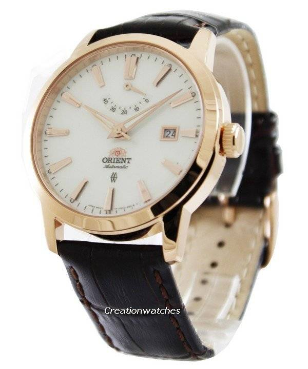 Orient Automatic Curator Power Reserve FD0J001W Men's Watch - Click Image to Close