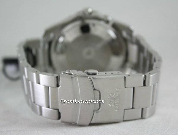 Orient Mako Automatic Diver EM75007W Mens Watch - Click Image to Close