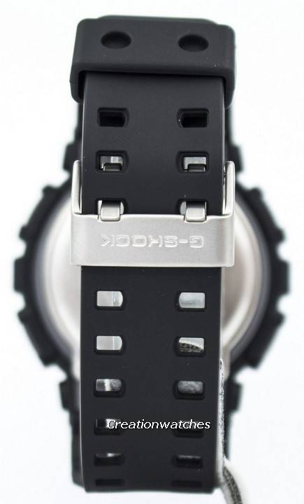 Casio G-Shock World Time Analog Digital GA-110-1A GA110-1A Men's Watch - Click Image to Close