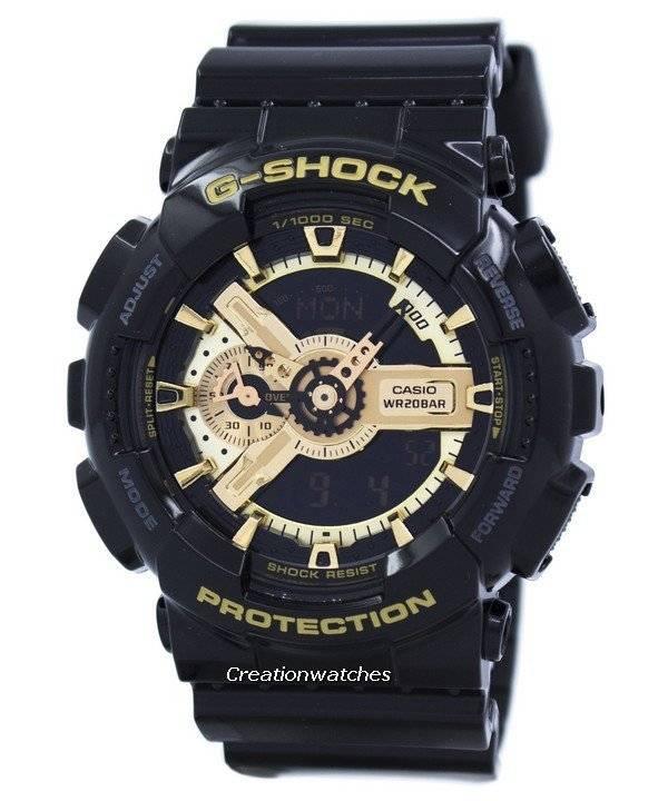 Casio G-Shock Analog-Digital GA-110GB-1A Men's Watch - Click Image to Close