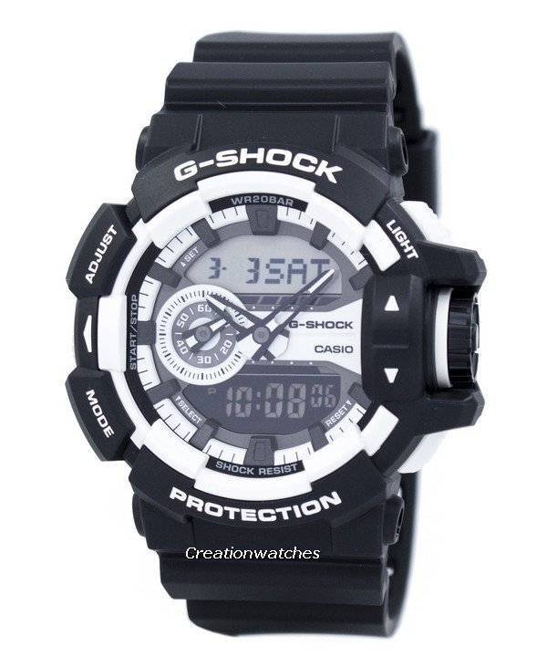f919040d4276 Casio G-Shock Analog-Digital 200M GA-400-1A Men s Watch ...