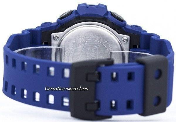 Casio G-Shock Analog Digital 200M GA-700-2A GA700-2A Men's Watch - Click Image to Close