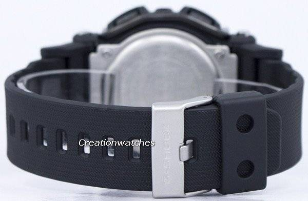 Casio G-Shock Illuminator World Time GD-400MB-1 GD400MB-1 Men's Watch - Click Image to Close