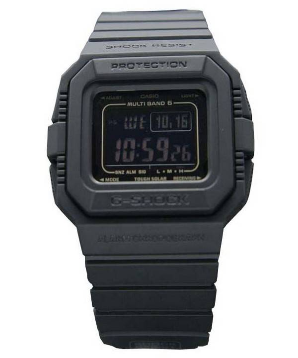 Casio G-Shock Tough Solar Multiband 6 GW-5510-1BJF GW5510-1BJF Men's Watch - Click Image to Close