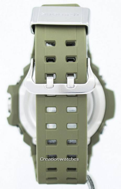 Casio G-Shock Rangeman Multi-Band Atomic GW-9400-3 GW9400-3 Men's Watch - Click Image to Close