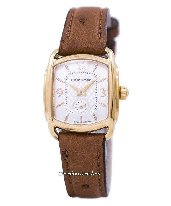 Hamilton American Classic Bagley Quartz H12341555 Women's Watch - Click Image to Close