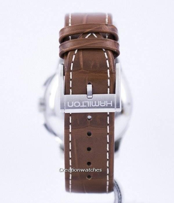 Hamilton Jazzmaster Automatic Chronograph H32616553 Men's Watch - Click Image to Close