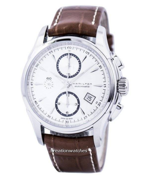 Hamilton Jazzmaster Automatic Chronograph H32616553 Men's Watch - Click Image to Close