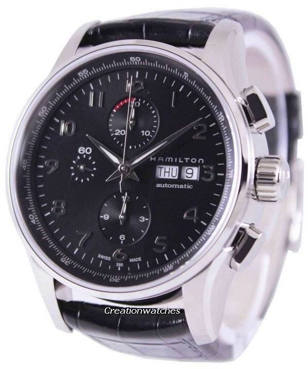 Hamilton Jazzmaster Maestro Automatic Chronograph H32716839 Men's Watch - Click Image to Close
