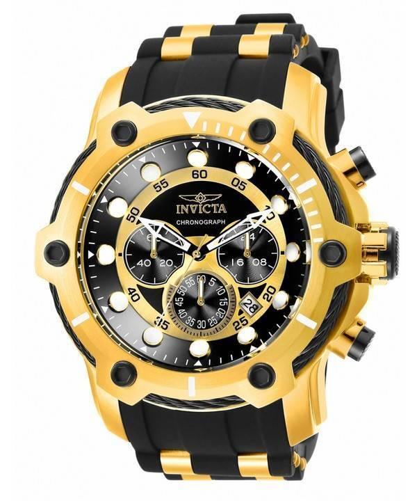 invicta bolt chronograph quartz 26751 men s watch