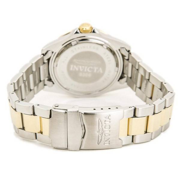 Invicta Swiss Pro Diver 200M Black Dial 9309 Men's Watch - Click Image to Close