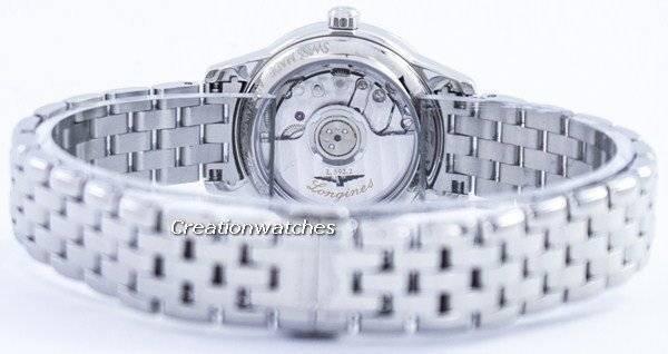 Longines La Grande Classique De Flagship Automatic Power Reserve Diamond Accent L4.274.4.57.6 Women's Watch - Click Image to Close