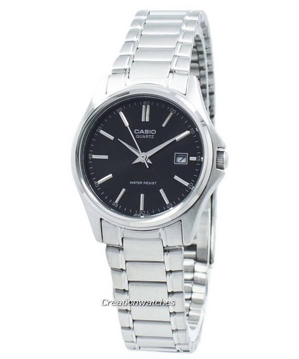 Casio Analog Quartz LTP-1183A-1A LTP1183A-1A Women's Watch - Click Image to Close