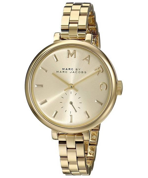 Marc By Marc Jacob Slim Baker Quartz MBM3363 Women's Watch - Click Image to Close