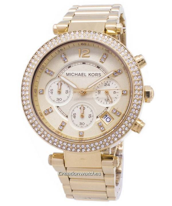 watches kors michael starlet watch