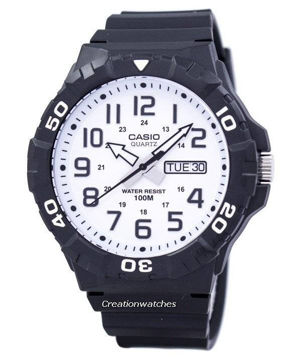Casio Quartz Analog MRW-210H-7AV MRW210H-7AV Men's Watch - Click Image to Close