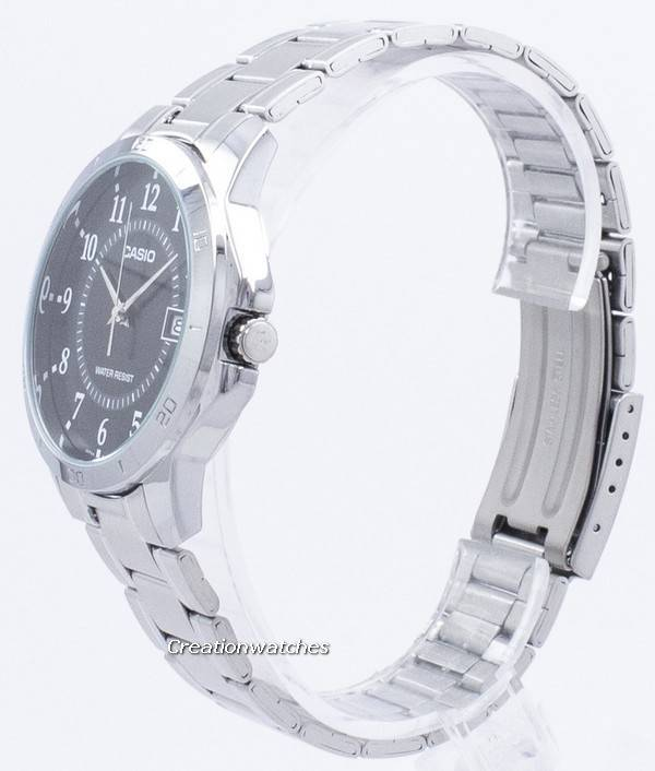 Casio Analog Quartz MTP-V004D-1B MTPV004D-1B Men's Watch - Click Image to Close