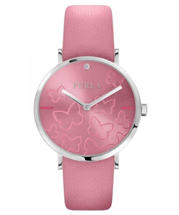 Furla Giada Butterfly Quartz R4251113507 Women's Watch - Click Image to Close