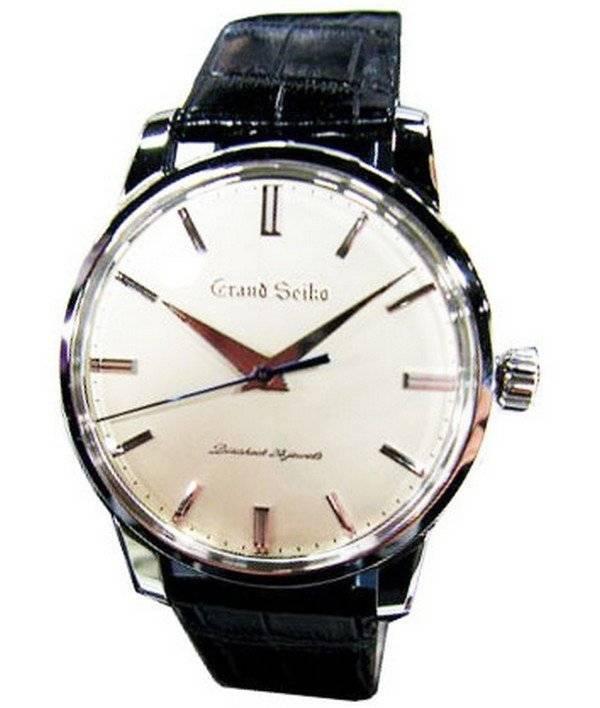 grand seiko sbgw033 limited edition manual winding watch rh creationwatches com grand seiko manual winding sbgh001 grand seiko manual winding sbgw231