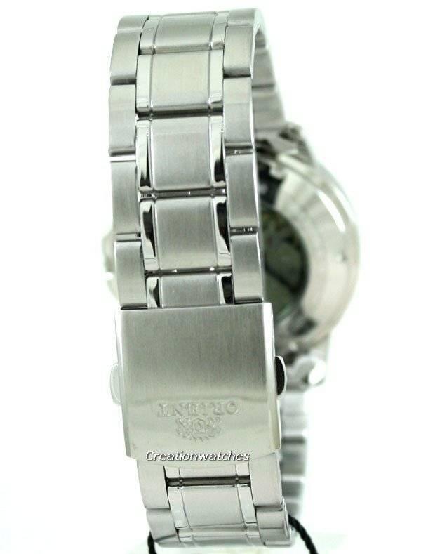 Orient Classic Automatic EM7K005F Men's Watch - Click Image to Close
