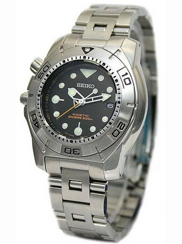 Seiko Divers Kinetic SKA293 SKA293P1 SKA293P - Click Image to Close