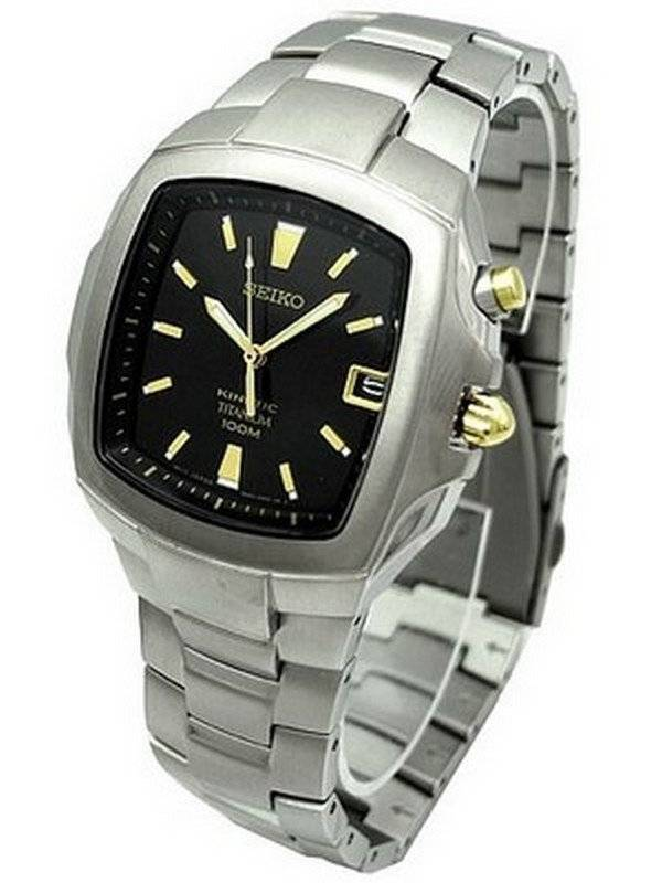 kinetic titanium mens watch ska361p1 ska361p ska361 seiko kinetic titanium mens watch ska361p1 ska361p ska361