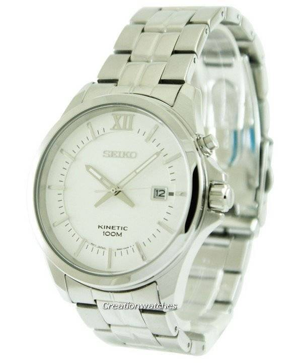 Seiko Kinetic SKA571P1 SKA571P Men's Watch - Click Image to Close