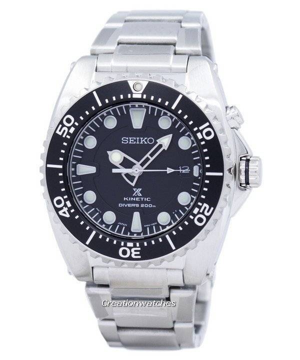 Seiko Prospex Kinetic Diver's 200M SKA761 SKA761P1 SKA761P Men's Watch - Click Image to Close