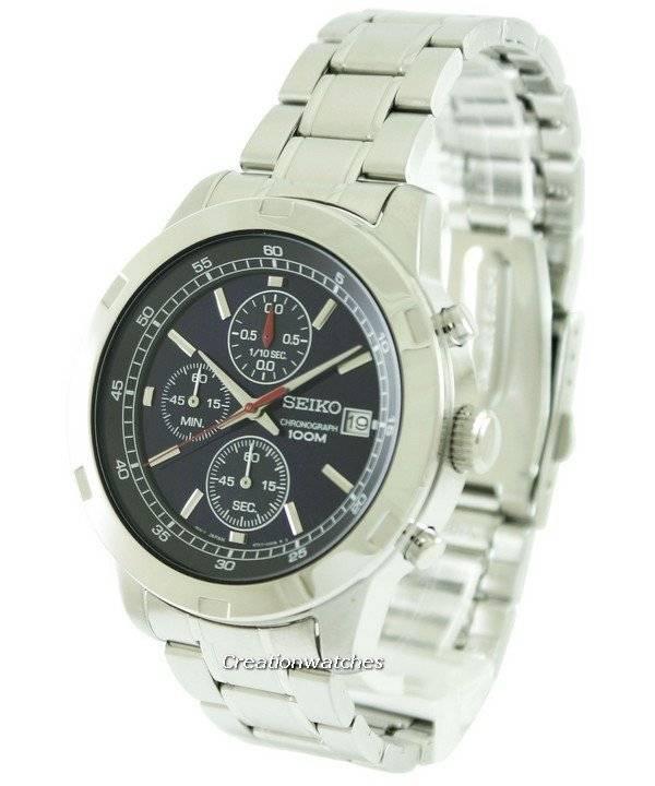 Seiko Chronograph SKS419P1 SKS419P Men's Watch - Click Image to Close
