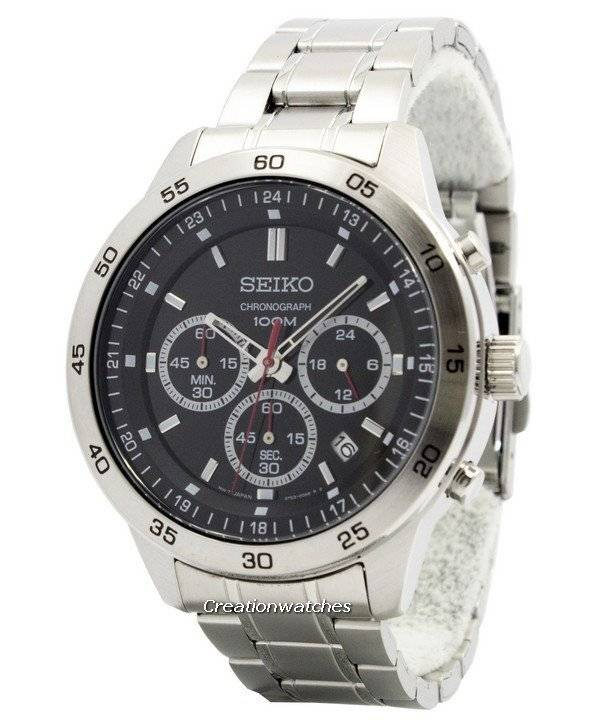 Image of Seiko Neo Sports Chronograph SKS519 SKS519P1 ...