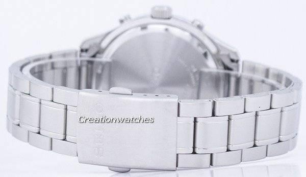 Seiko Chronograph Quartz SKS583 SKS583P1 SKS583P Men's Watch - Click Image to Close