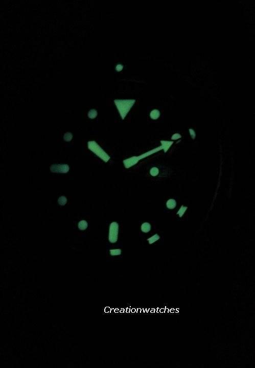 Seiko Automatic Diver's 200M Army NATO Strap SKX011J1-NATO5 Men's Watch - Click Image to Close