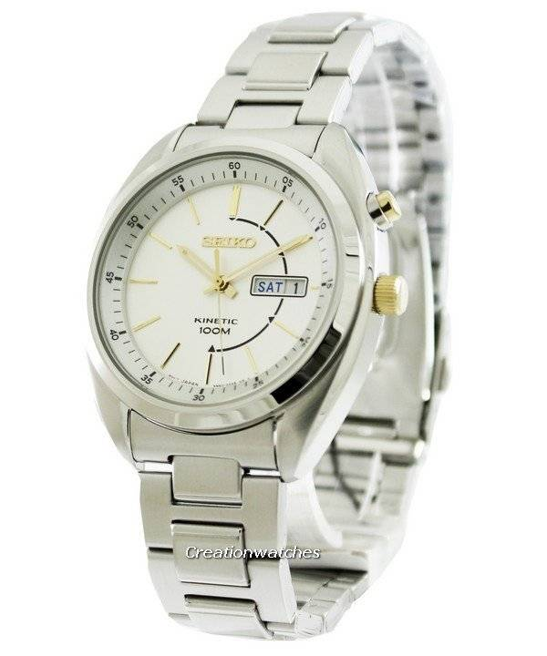 Seiko Kinetic SMY125P1 SMY125P SMY125 Men's Watch - Click Image to Close